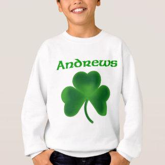 Andrews Shamrock Sweatshirt
