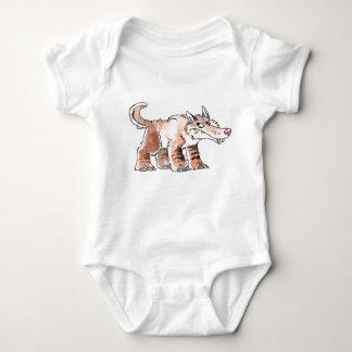Andrewsarchus Baby Bodysuit