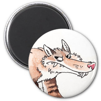 Andrewsarchus 2 Inch Round Magnet