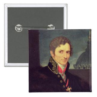Andrey Voronikhin Pin Cuadrado