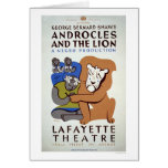 Androcles & The Lion 1939 WPA