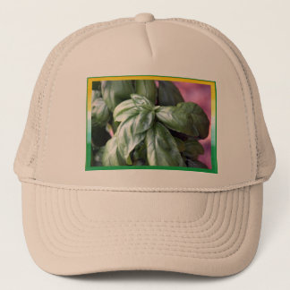 Androgenous Basil Hat