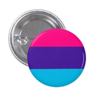 Androgyne Pinback Button