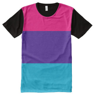 Androgyne Pride All-Over Print T-shirt