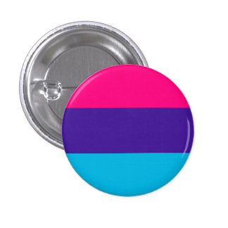 Androgyne Pride Button