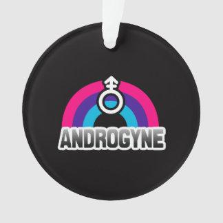 Androgyne Pride Ornament