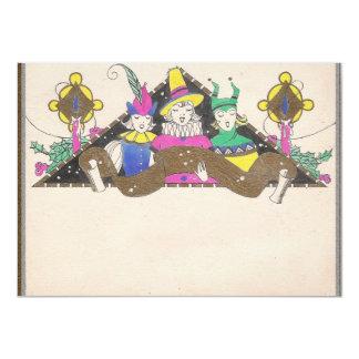 Androgynous Minstrels Card