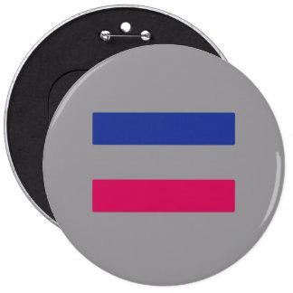 Androgynous Pride Pinback Button