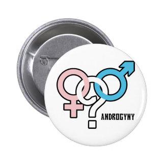 Androgyny Button