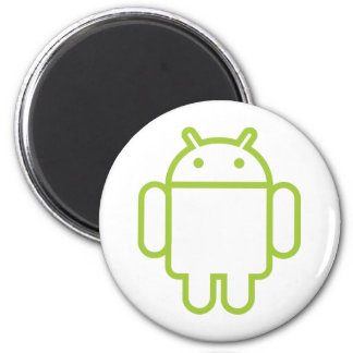 android 2 inch round magnet