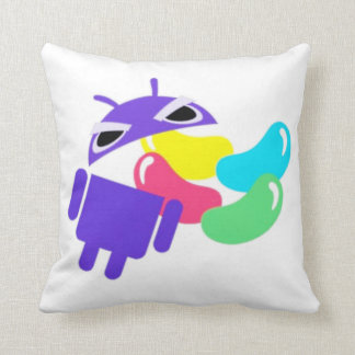 Android 5.0 Jelly Bean Pillows