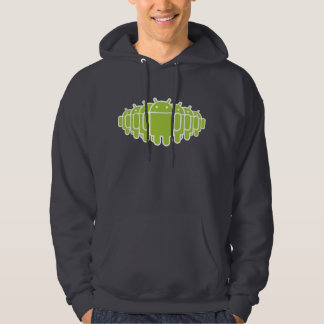 Android Army Hoodie