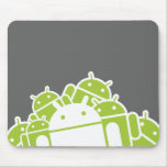 Android Army Mouse Pads