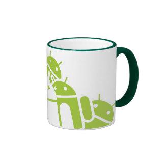 Android Army Ringer Coffee Mug