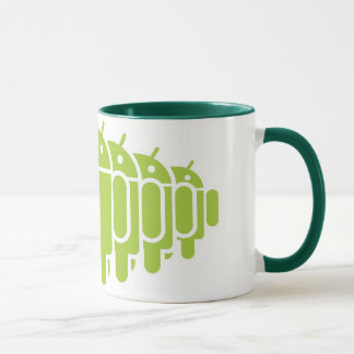 Android Army Mug
