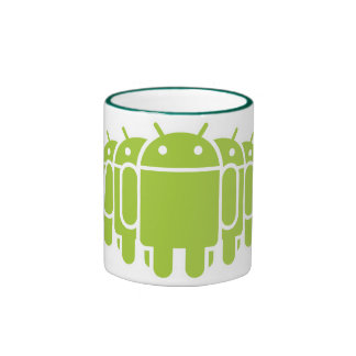 Android Army Mugs