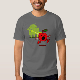 Android Attack! T Shirt
