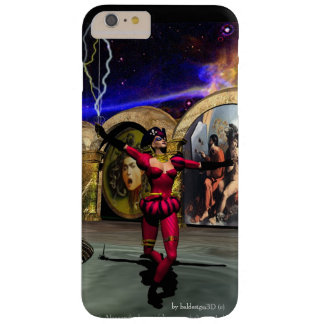 ANDROID BALLET , Science Fiction Barely There iPhone 6 Plus Case