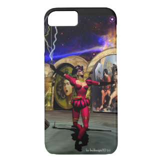 ANDROID BALLET , Science Fiction iPhone 7 Case