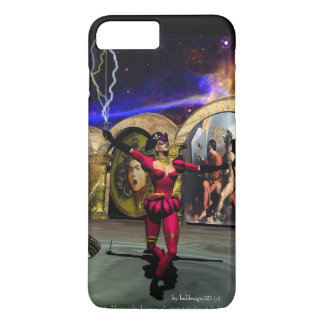 ANDROID BALLET , Science Fiction iPhone 7 Plus Case