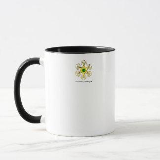 ANDROID BALLET , Science Fiction Mug