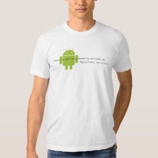 Android-borg T-shirt