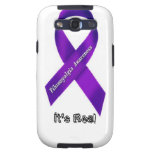 Android Case - Fibro Awareness Samsung Galaxy S3 Covers