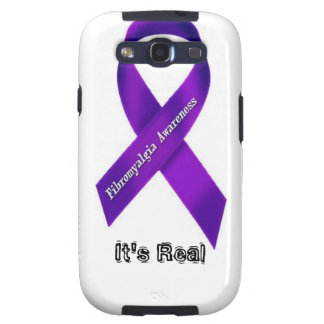 Android Case - Fibro Awareness Galaxy S3 Cases