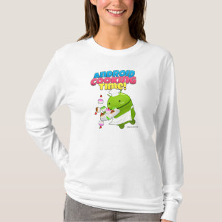 Android Cooking Time Shrit T-Shirt