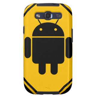 Android Crossing Galaxy SIII Case