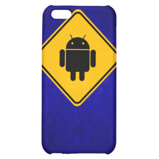 Android Crossing iPhone 4 Case