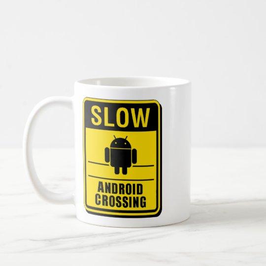 Android Crossing Mug