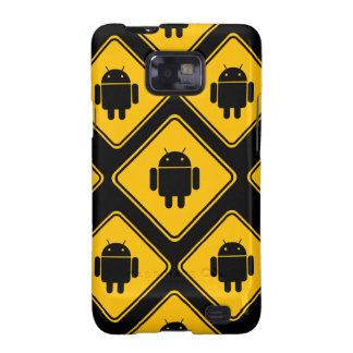 Android Crossing Samsung Galaxy SII Cover