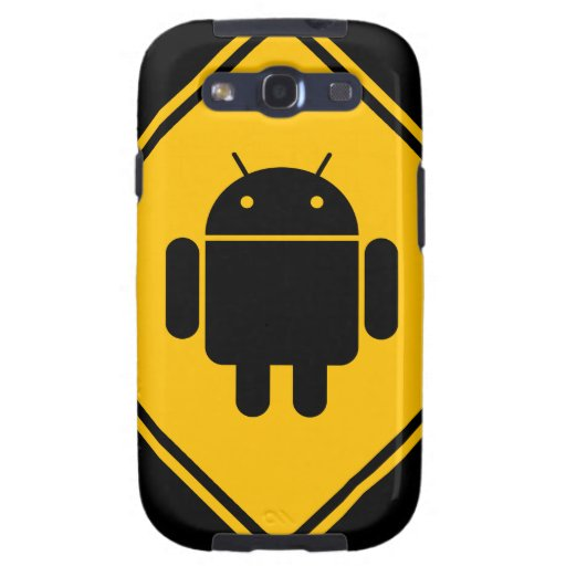 Android Crossing Samsung Galaxy SIII Covers