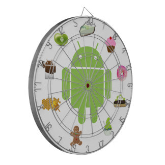 ANDROID DART GAME DARTBOARD WITH DARTS
