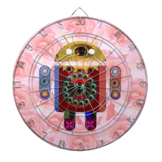 ANDROID Dragon EYE -  Chinese Goodluck Charm Dartboard