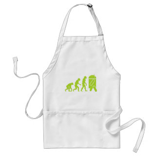 Android Evolution Aprons