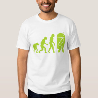 Android Evolution Shirt