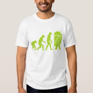 Android Evolution Shirt