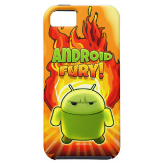 Android fury housing iPhone 5 cases