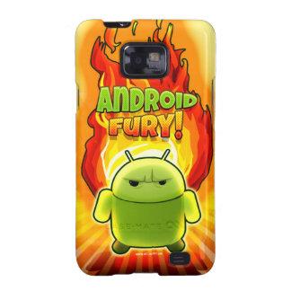 Android Fury Samsung Galaxy CASE Samsung Galaxy SII Cases