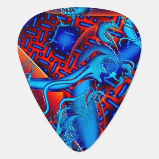 Android Fused Guitar Pick