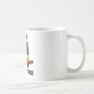 Android Ghosts Inside (Software Developer Humor) Coffee Mug