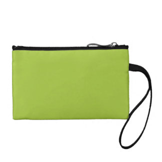 Android Green Background Coin Purses