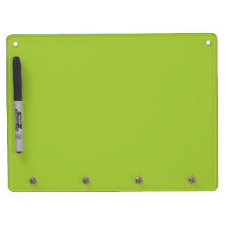 Android Green Background Dry-Erase Board