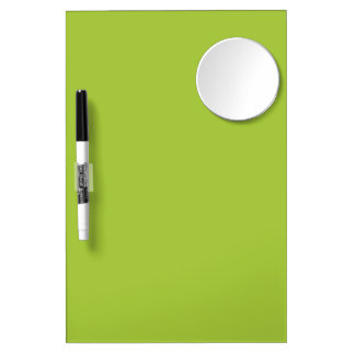 Android Green Background Dry Erase Whiteboards