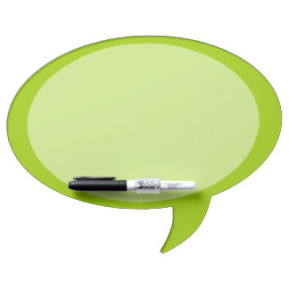Android Green Color Ready to Customize if you want Dry Erase Board