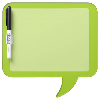 Android Green Color Ready to Customize if you wish Dry Erase White Board