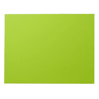 Android Green Color Ready to Customize if you wish Memo Note Pads