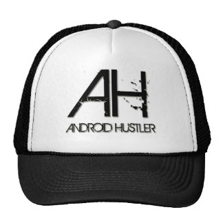 Android Hustler Cap Mesh Hat